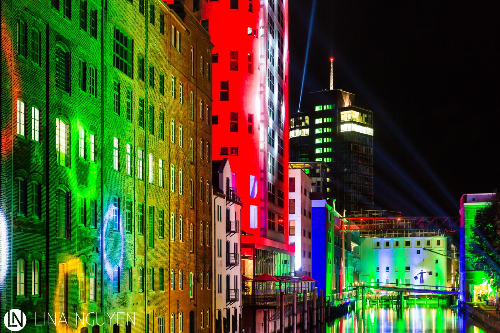 3. Nacht der Lichter, Hamburg-Harburg