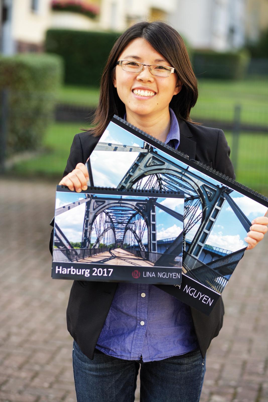Lina Nguyens Harburg Kalender 2017